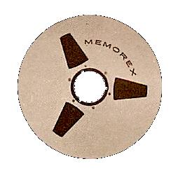 Memorex-Tape-Reel