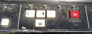 AVR-2 control panel