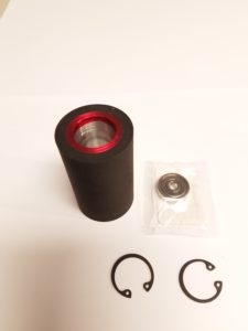 New Zin Replacement RCA TR-70/TR-600 Pinch Roller with Bearing and snap rings