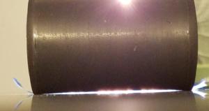 Worn TR-70 Pinch Roller